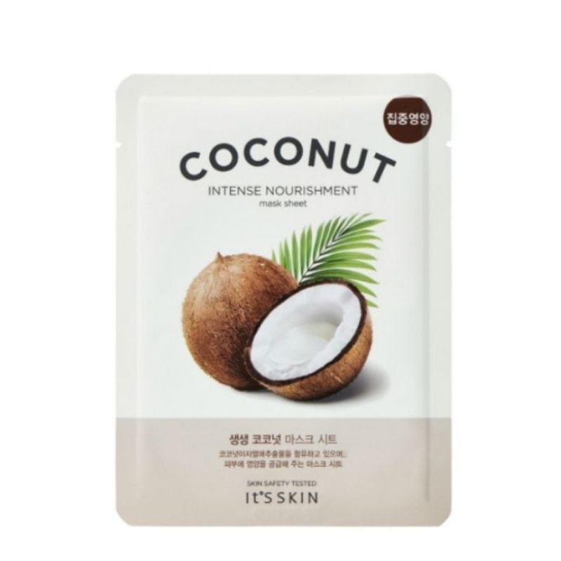 THE FRESH MASK SHEET COCONUT