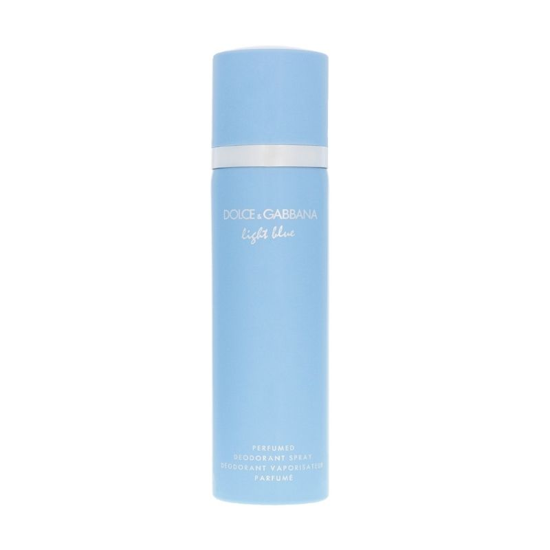 Light Blue Deodorant Spray